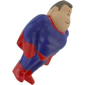 Personalized Super Hero Stress Reliever