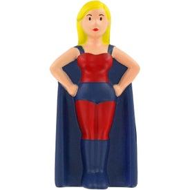Super Heroine Stress Ball
