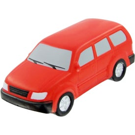 SUV Stress Toy for Advertising