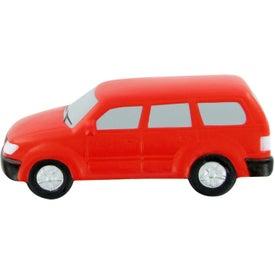 Company SUV Stress Toy