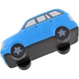 Custom SUV Stress Ball