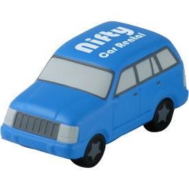 SUV Stress Ball
