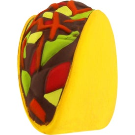 Branded Taco Stress Reliever