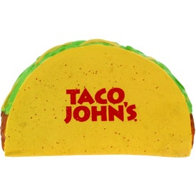 Promotional Taco Stress Ball