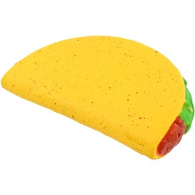Taco Stress Ball for Advertising