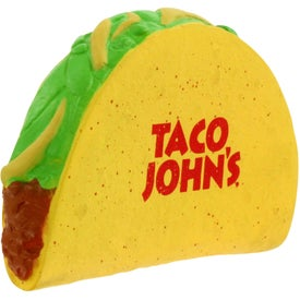 Taco Stress Ball Giveaways