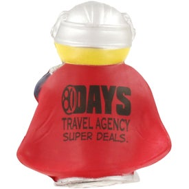 Talking Super Smiley Stress Ball for Promotion