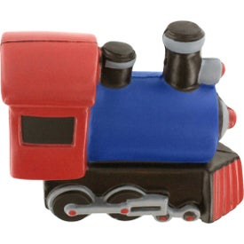 Talking Train Stress Reliever for Marketing