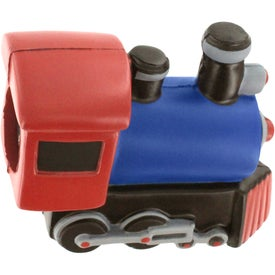 Promotional Talking Train Stress Reliever