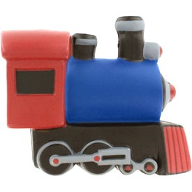Talking Train Stress Reliever for Your Company