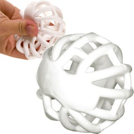 Tangle Stress Reliever Imprinted with Your Logo