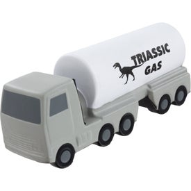 Oil Tanker Stress Ball Printed with Your Logo