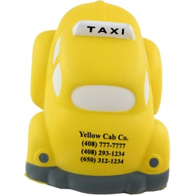 Logo Taxi Stress Ball