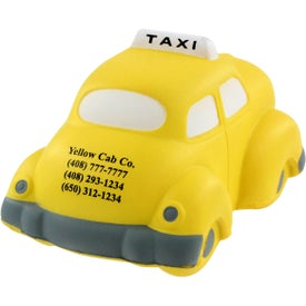 Taxi Stress Ball for Your Church