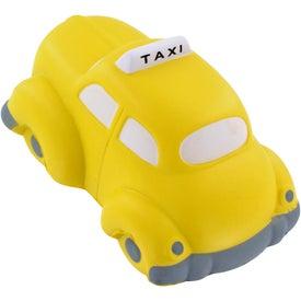 Custom Taxi Stress Ball