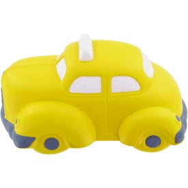 Imprinted Taxi Stress Toy