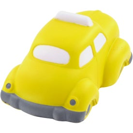 Customized Taxi Stress Toy