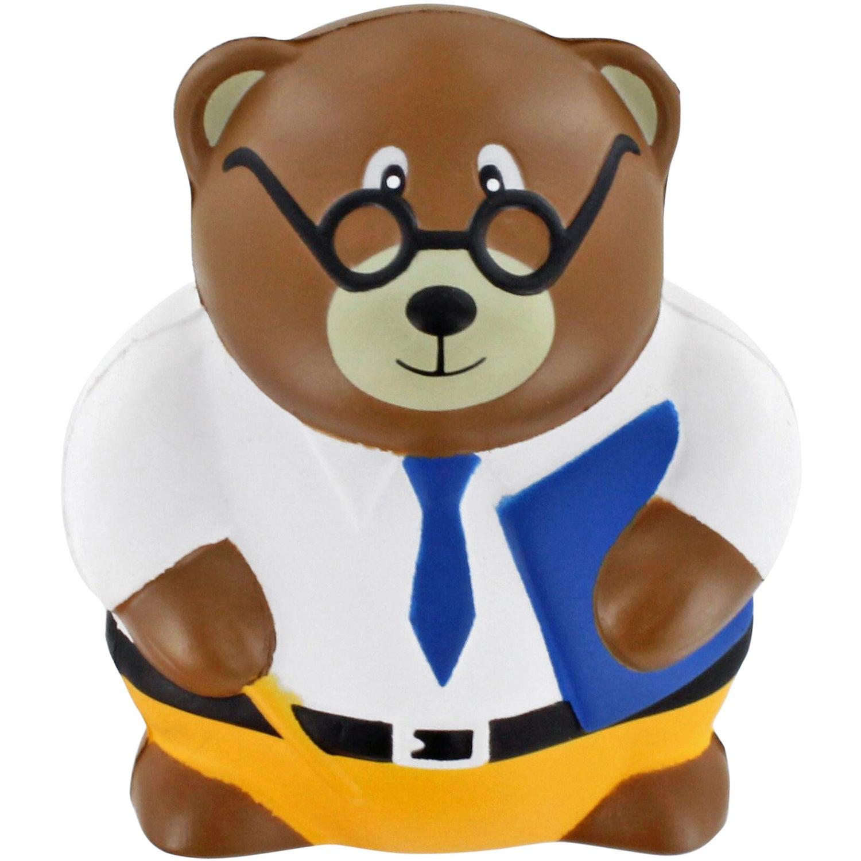 Teacher Bear Stress Ball
