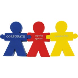 Teamwork Puzzle Set for Your Organization