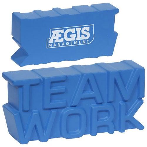 Teamwork Word Stress Ball