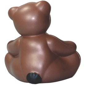 Teddy Bear Stress Reliever for Marketing