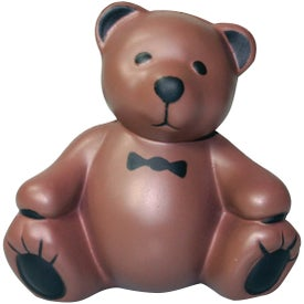 Teddy Bear Stress Reliever for Your Company