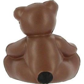 Promotional Teddy Bear Stress Ball