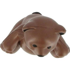 Teddy Bear Stress Ball Imprinted with Your Logo