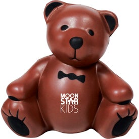 Teddy Bear Stress Ball (Economy)