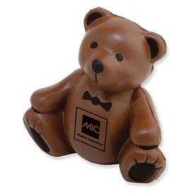 Teddy Bear Stressball