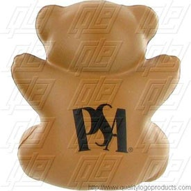 Teddy Bear Stress Ball for Promotion