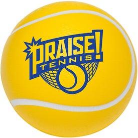 Tennis Ball Stress Balls