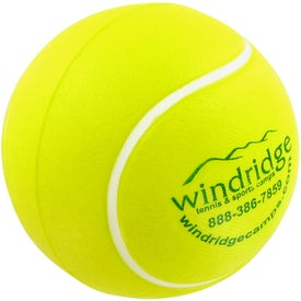Tennis Ball Stress Toy for Your Company
