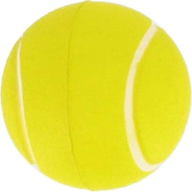 Tennis Ball Stress Ball Giveaways
