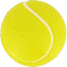 Branded Tennis Ball Stress Ball
