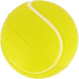 Branded Tennis Ball Stress Ball