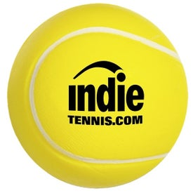 Soft Tennis Ball Stress Balls