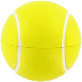 Tennis Ball Stress Ball Giveaways