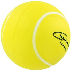 Tennis Ball Stress Ball for Marketing