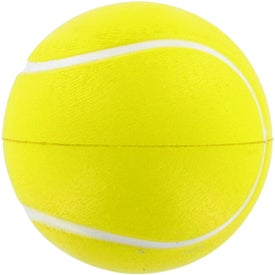 Personalized Tennis Ball Stress Ball