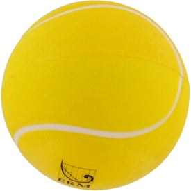 Tennis Ball Stress Reliever Giveaways