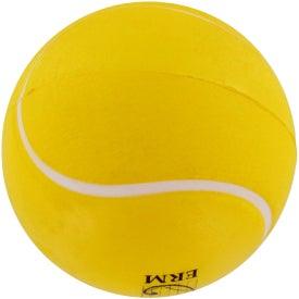 Customized Tennis Ball Stress Reliever