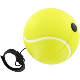 Tennis Ball Yo-Yo Stress Toy Branded with Your Logo