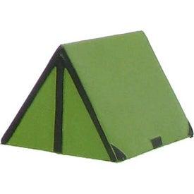 Printed Tent Stress Ball