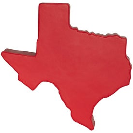 Texas Shaped Stress Reliever