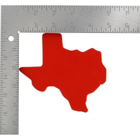 Logo Texas Stress Ball