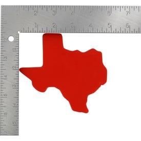Logo Texas Stress Ball