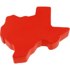 Texas Stress Ball with Your Logo