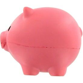 Branded Thrifty Pig Stress Ball