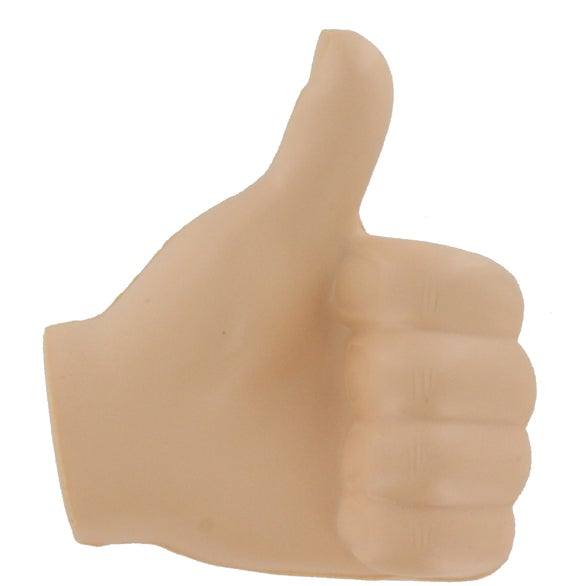 Thumbs Up Stress Ball